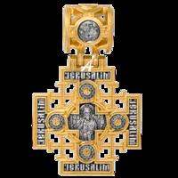 «Господь Вседержитель. Иерусалимская икона Божией Матери»