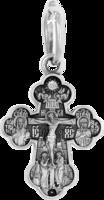 «Распятие. Блаженные Матрона и Ксения. Икона Богородицы «Млекопитательница»