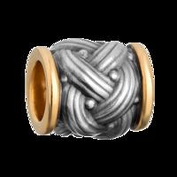 Бусина «Плетенка»